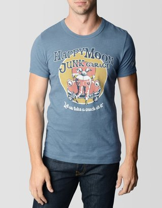 True Religion Happy Moon Mens Tee