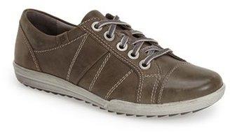 Women's Josef Seibel 'Dany 05' Leather Sneaker $134.95 thestylecure.com