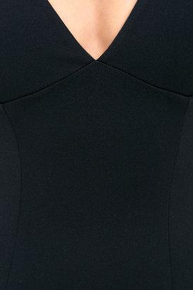 LuLu*s Be-All Trend-All Backless Black Midi Dress