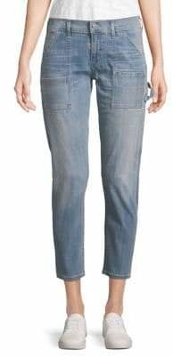Citizens of Humanity Leah Straight Cropped Jeans