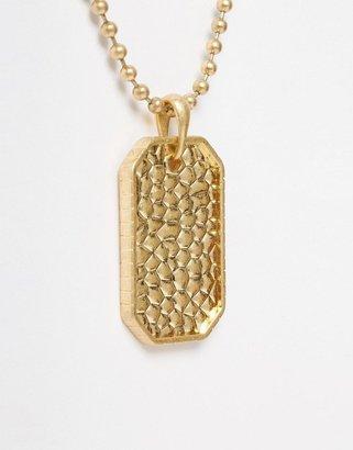 ICON BRAND Premium Nero Necklace