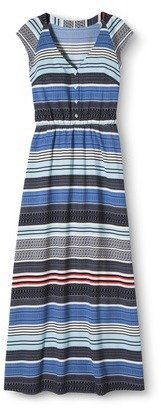 Merona Women's Woven Maxi Dress
