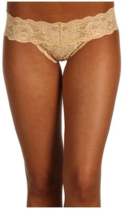 Cosabella Never Say Never Cutie Lowrider Thong (Nude) Women's Underwear