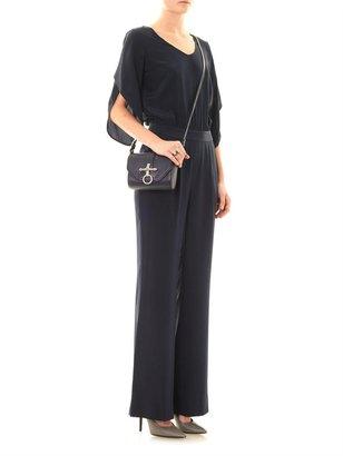 Diane von Furstenberg Lucy scoop-neck jumpsuit