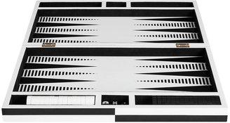 Jonathan Adler Op Art Backgammon Set - Black/White