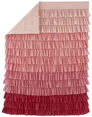 Fade to Pink Duvet Cover (Full-Queen)