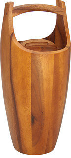 Dansk Wood Classics Ice Bucket Small