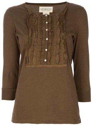 Polo Ralph Lauren Frill blouse