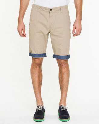 Le Château Chino Belted Short