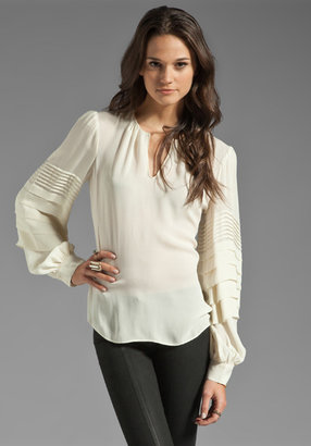Parker Layer Sleeve Top