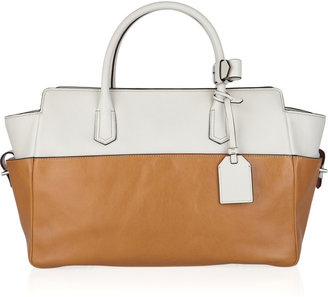 Reed Krakoff Two-tone leather tote