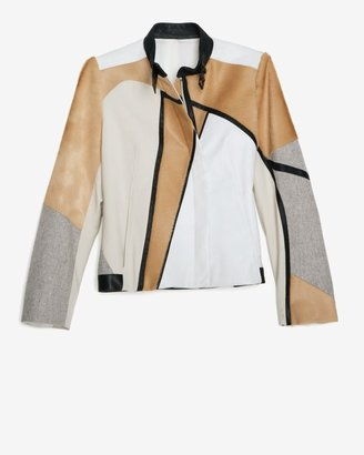 Helmut Lang Segment Suiting Jacket