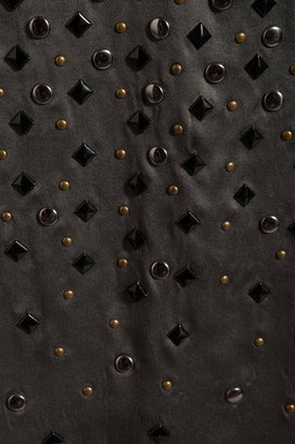 Nanette Lepore Moorish Studs and Beads Top