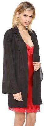 La Fee Verte LFV by Bell Sleeve Robe