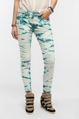 BDG Twig Mid-Rise Jean - Tie Dye