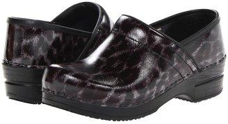 Sanita Bliss (Grey Leopard) - Footwear