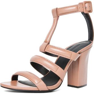 Alexander Wang Anjelika High Heel Sandal in Mannequin