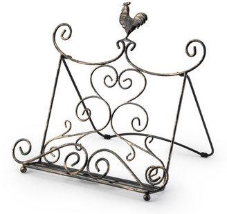 Paula Deen Cookbook Stand in Antique Bronze