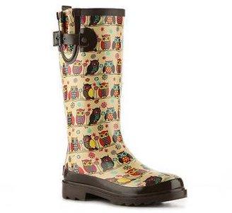 Chooka Owl Branch Rain Boot