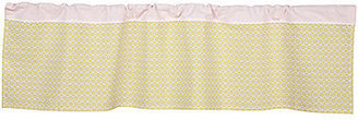 JCPenney Lolli Living Window Valance - Morocco Green
