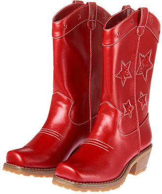 Gymboree Glitter Star Cowgirl Boot