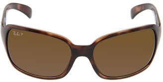 Ray-Ban RB4068 Polarized Sport Sunglasses