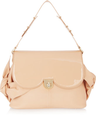 Zac Posen Z Spoke by Leather shoulder bag