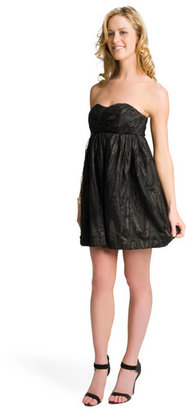 Pencey Lovely Lace Empire Dress