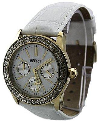 ESPRIT Women's ES103822007 Peony Multifunction Watch $42.44 thestylecure.com