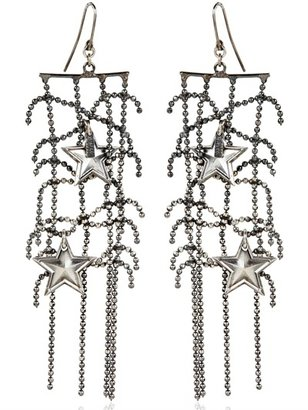 Emanuele Bicocchi Star Earrings