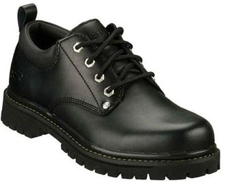 Skechers Men's Alley Cats Lace Up Oxfords