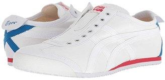 Onitsuka Tiger by Asics Mexico 66(r) Slip-On (White/White 2 (Vegan)) Shoes