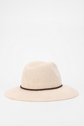 Urban Outfitters Nubby Floppy Panama Hat