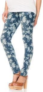 Motherhood Fade To Blue Secret Fit Belly® 5 Pocket Skinny Leg Maternity Jeans