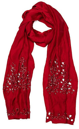 Lucky Brand Alisa Beaded Scarf