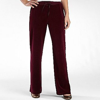 JCPenney Made For LifeTM Velour Pant