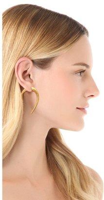 Noir Talon Earrings
