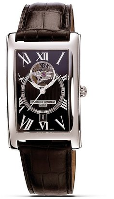 """Frederique Constant Carree"""" Automatic Watch, 47 x 30.7mm"""