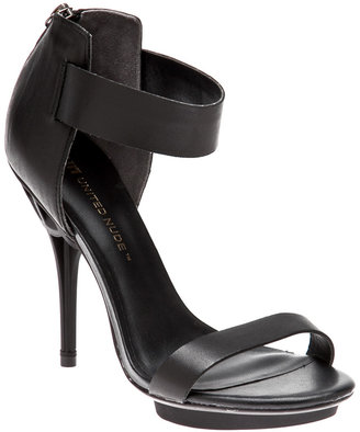 United Nude Grid Heel