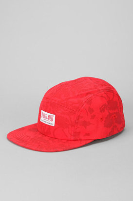 Urban Outfitters Undefeated Floral 5-Panel Hat