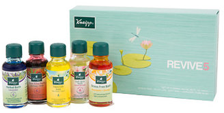 Kneipp Revive with 5 Bath Collection