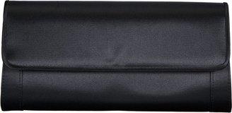 Menbur Womens Airplane Clutch 833940001 Black (Black)