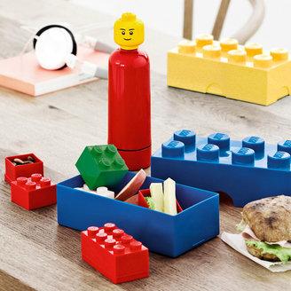 Lego Lunch Box 8 White