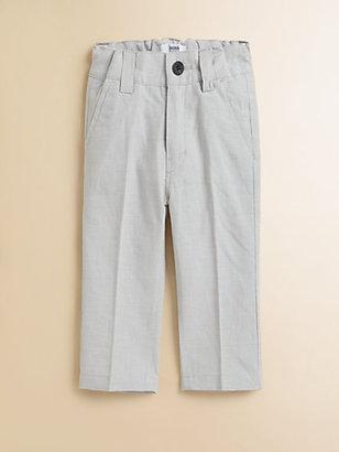 HUGO BOSS Toddler's Linen-Blend Trousers