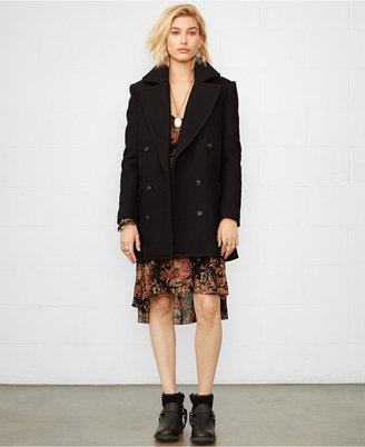 Denim & Supply Ralph Lauren Wool Pea Coat