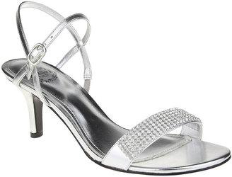 I. MILLER I. Miller Nadiyah Satin Sandals $60 thestylecure.com