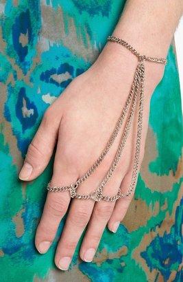 Orion Three Finger Hand Chain