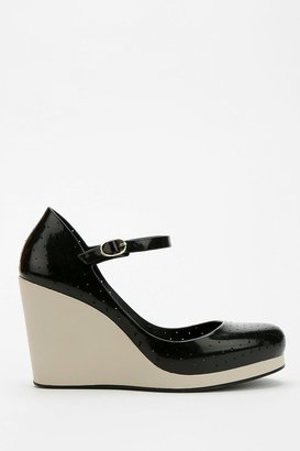 Urban Outfitters Mel By Melissa Shoes Platform Wedge