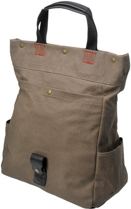Scout Canvas Tactical Diaper Tote