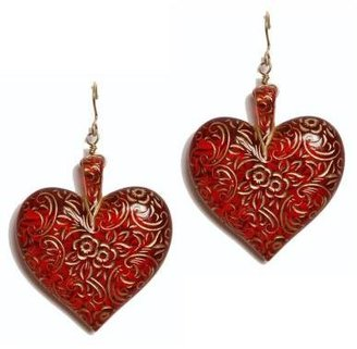 Liz Law Be My Valentine- Red Hearts from Boticca